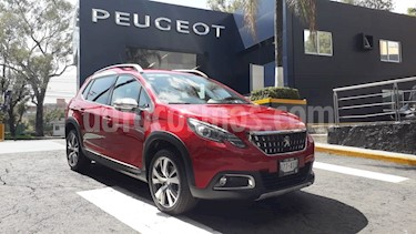 foto Peugeot 2008 Allure Aut usado (2019) color Rojo precio $294,900