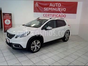 Foto venta Auto usado Peugeot 2008 Allure Aut (2019) color Blanco Banquise precio $269,000
