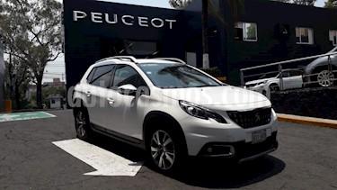 Foto venta Auto usado Peugeot 2008 Allure Aut (2019) color Blanco Banquise precio $288,900