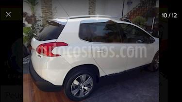 Foto venta Auto usado Peugeot 2008 Allure Aut (2014) color Blanco Banquise precio $155,000