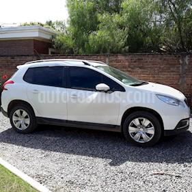 Foto venta Auto usado Peugeot 2008 Allure (2016) color Blanco Banquise precio $480.000
