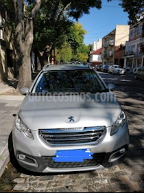 Foto venta Auto usado Peugeot 2008 Allure (2016) color Plata precio $500.000