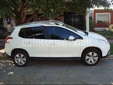 Foto venta Auto Usado Peugeot 2008 Allure (2017) color Blanco precio $490.000
