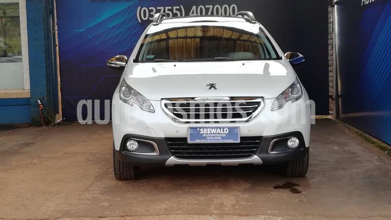 Peugeot 2008 1.6 THP Sport MT (165cv) usado (2016) color Blanco precio $1.115.000