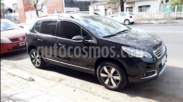 Peugeot 2008 Feline usado (2017) color Negro Perla precio $980.000