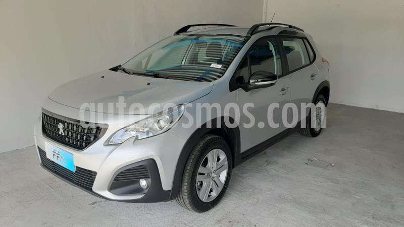Peugeot 2008 Allure usado (2018) color Gris Claro precio $1.699.000