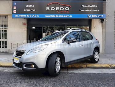 Peugeot 2008 - usado (2018) color Gris precio $849.900