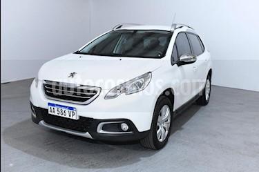 Peugeot 2008 Allure Aut usado (2016) color Blanco precio $695.000