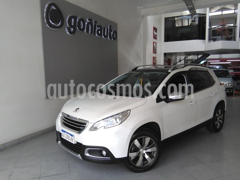 Peugeot 2008 1.6 THP Sport MT6 (165cv) usado (2016) color Blanco precio $1.500.000
