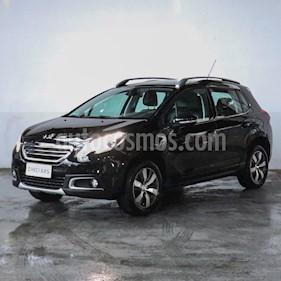 Peugeot 2008 Feline usado (2017) color Negro precio $845.000
