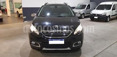 Peugeot 2008 Sport THP usado (2017) color Negro precio $920.000