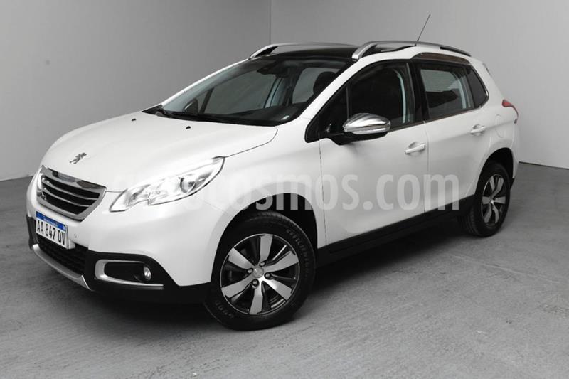 Peugeot 2008 Sport THP usado (2017) color Blanco precio $1.520.000