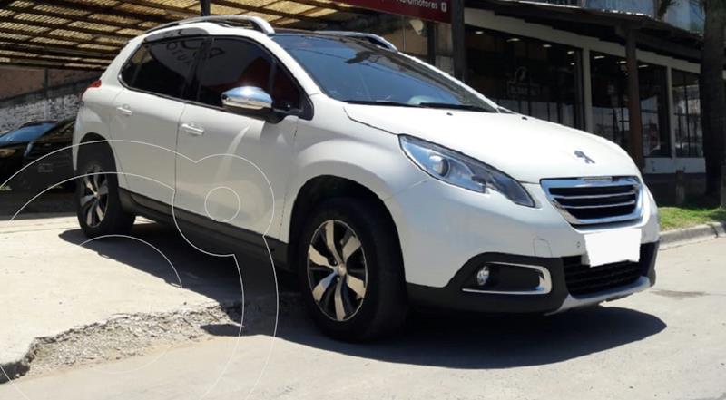 Peugeot 2008 Sport THP usado (2017) color Blanco Perla precio $1.390.000