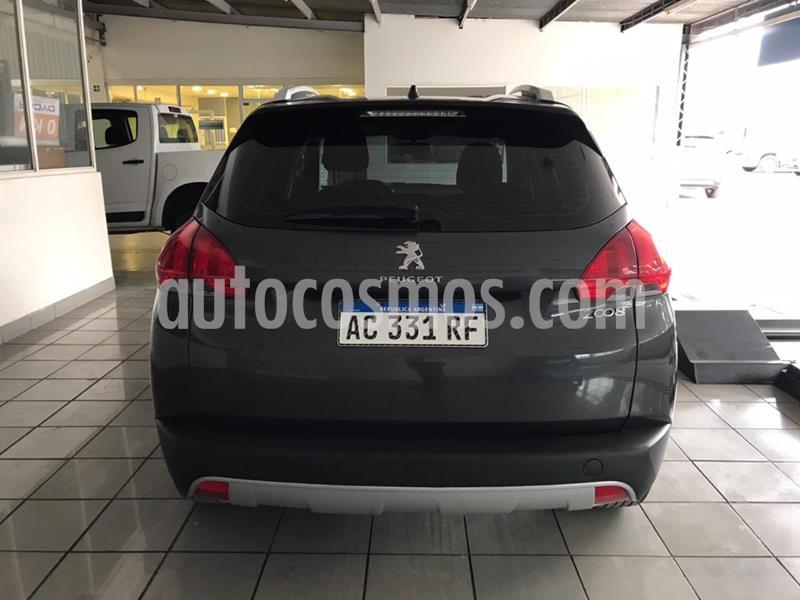 Peugeot 2008 Active usado (2018) color Gris Oscuro precio $1.250.000