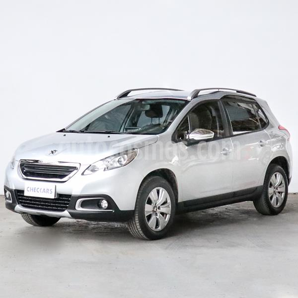 Foto Peugeot 2008 Allure usado (2018) color Gris Aluminium precio $1.083.000