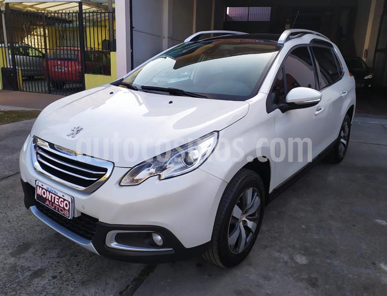 Peugeot 2008 Feline usado (2017) color Blanco Nacre precio $1.250.000