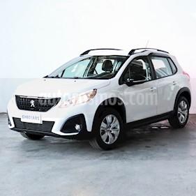 Peugeot 2008 Allure usado (2020) color Blanco precio $1.177.000