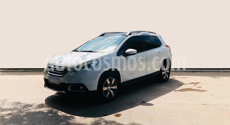 Peugeot 2008 Feline Tiptronic usado (2018) color Blanco precio $1.490.000