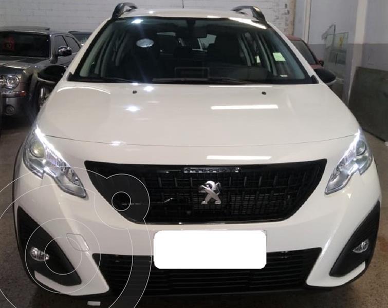 Peugeot 2008 Allure usado (2020) color Blanco Perla precio $1.900.000