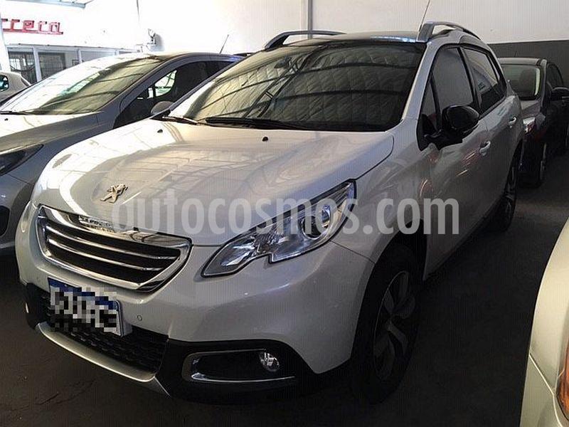Peugeot 2008 1.6 THP Sport MT6 (165cv) usado (2019) color Blanco precio $2.070.000