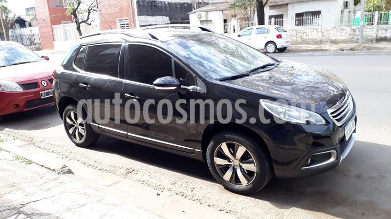 Peugeot 2008 Feline usado (2017) color Negro Perla precio $1.450.000