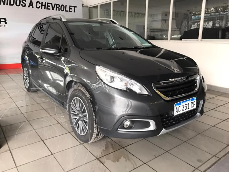Peugeot 2008 Active usado (2018) color Gris Oscuro precio $1.350.000