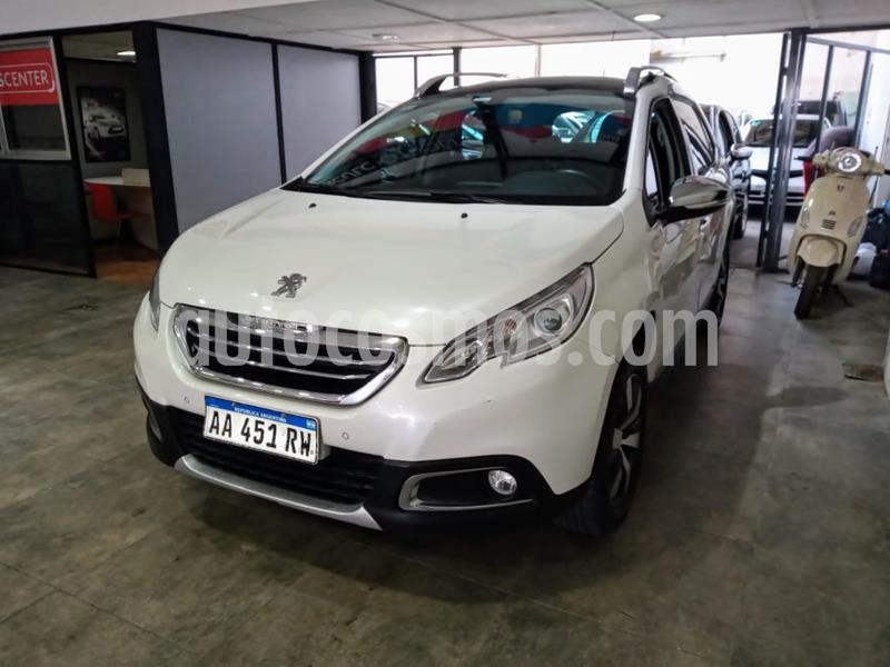 Peugeot 2008 Sport THP usado (2016) color Blanco precio $1.463.000