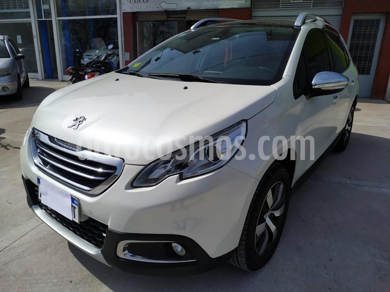 Peugeot 2008 Sport THP usado (2016) color Blanco Banquise precio $1.315.000