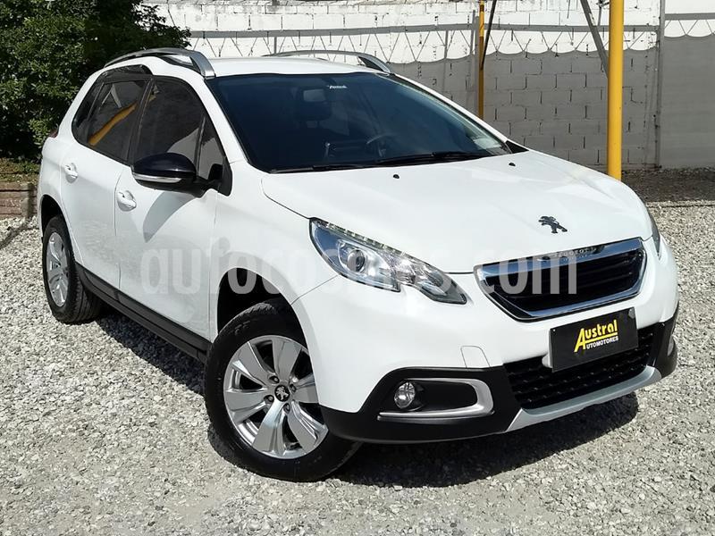Peugeot 2008 Allure usado (2017) color Blanco precio $700.000