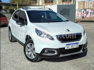 Peugeot 2008 Allure usado (2018) color Blanco Perla precio $600.000