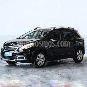 Peugeot 2008 Allure usado (2018) color Negro precio $997.000