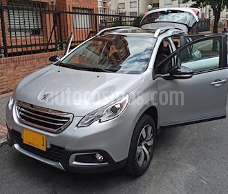 Peugeot 2008 1.6L Active FL usado (2019) color Plata precio $59.700.000