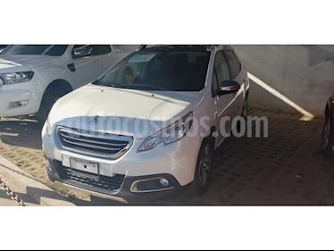 Foto venta Auto usado Peugeot 2008 Feline 1.6 (2016) color Blanco precio $230,000