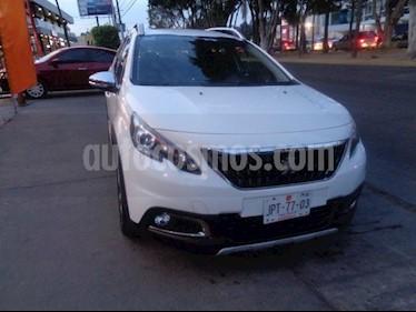 Foto venta Auto usado Peugeot 2008 Feline 1.6 (2019) color Blanco precio $318,000