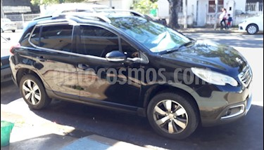 Foto venta Auto usado Peugeot 2008 Feline (2017) color Negro