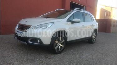 Foto venta Auto usado Peugeot 2008 Feline (2017) color Blanco precio $570.000