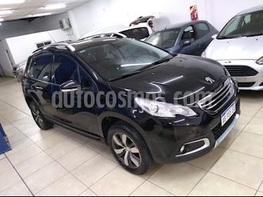 Peugeot 2008 Feline usado (2017) color Negro precio $667.000