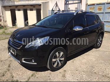 Peugeot 2008 Feline usado (2017) color Negro Perla precio $850.000