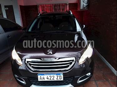 Foto venta Auto usado Peugeot 2008 Feline (2016) color Marron precio $565.000