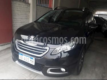 Foto venta Auto usado Peugeot 2008 Feline (2017) color Negro precio $550.000