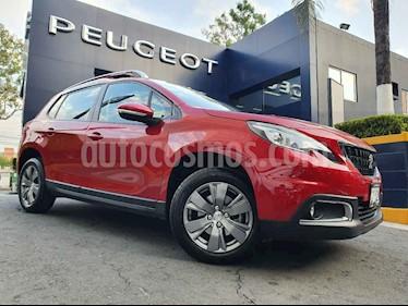 Peugeot 2008 5p Active L3/1.2/T Man usado (2020) color Rojo precio $289,900