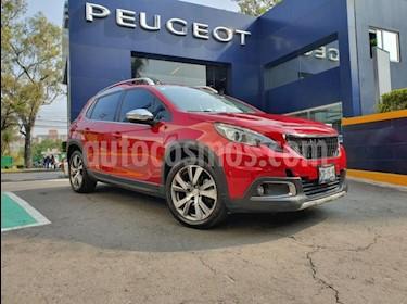 Peugeot 2008 Allure Aut usado (2019) color Rojo precio $274,900