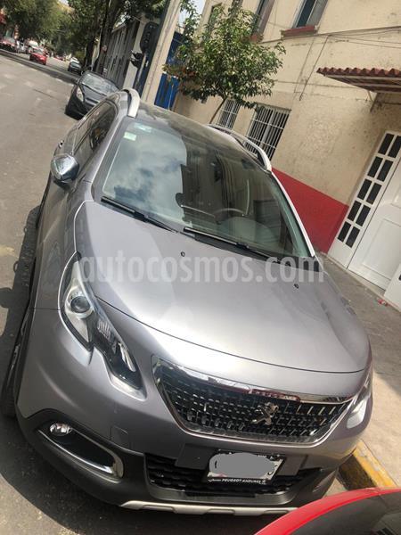 Peugeot 2008 Allure Pack 1.2 PureTech Aut (Nueva Gen) usado (2020) color Gris precio $310,000