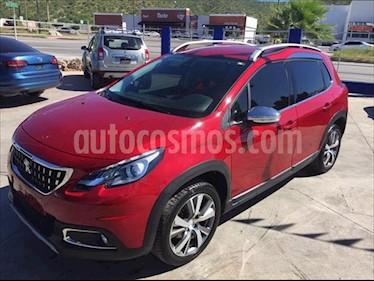 Peugeot 2008 Allure usado (2019) color Rojo precio $265,000
