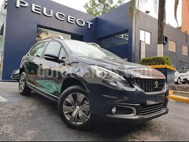 Peugeot 2008 Active Aut usado (2021) color Gris precio $309,900