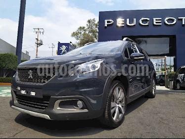 Peugeot 2008 Allure pack 5p puretech 110hp aut 6vel usado (2021) color Azul precio $327,900