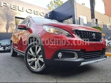 Peugeot 2008 Allure Aut usado (2021) color Rojo precio $329,900