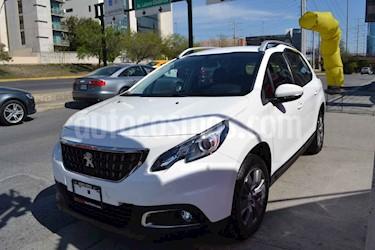 Peugeot 2008 Active Aut usado (2020) color Blanco precio $289,000