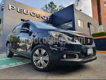 Peugeot 2008 5p Active L3/1.2/T Man usado (2020) color Gris precio $279,900