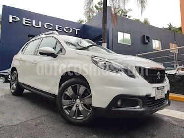 Peugeot 2008 5p Active L3/1.2/T Man usado (2020) color Blanco precio $284,900